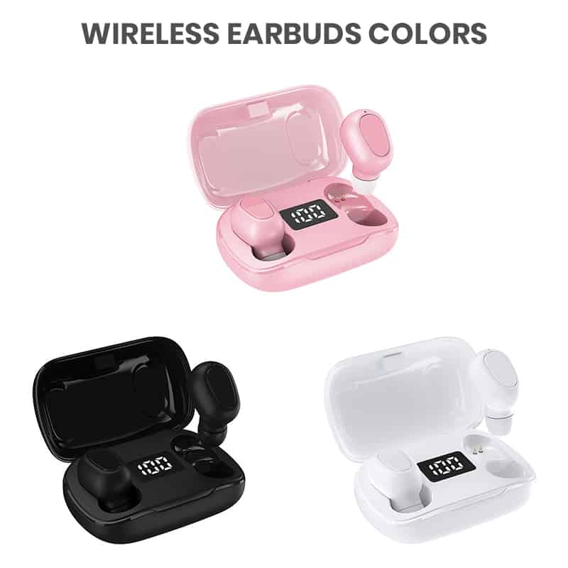 Multi-color L21Pro Wholesale Wireless Earbuds