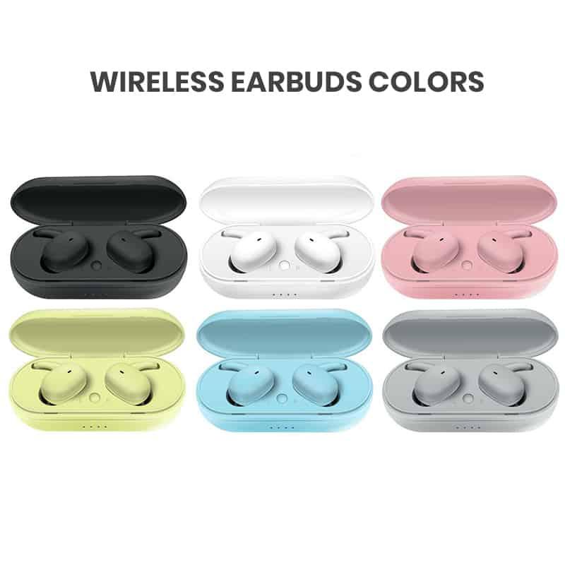 Multicolored P2 LiteBuds