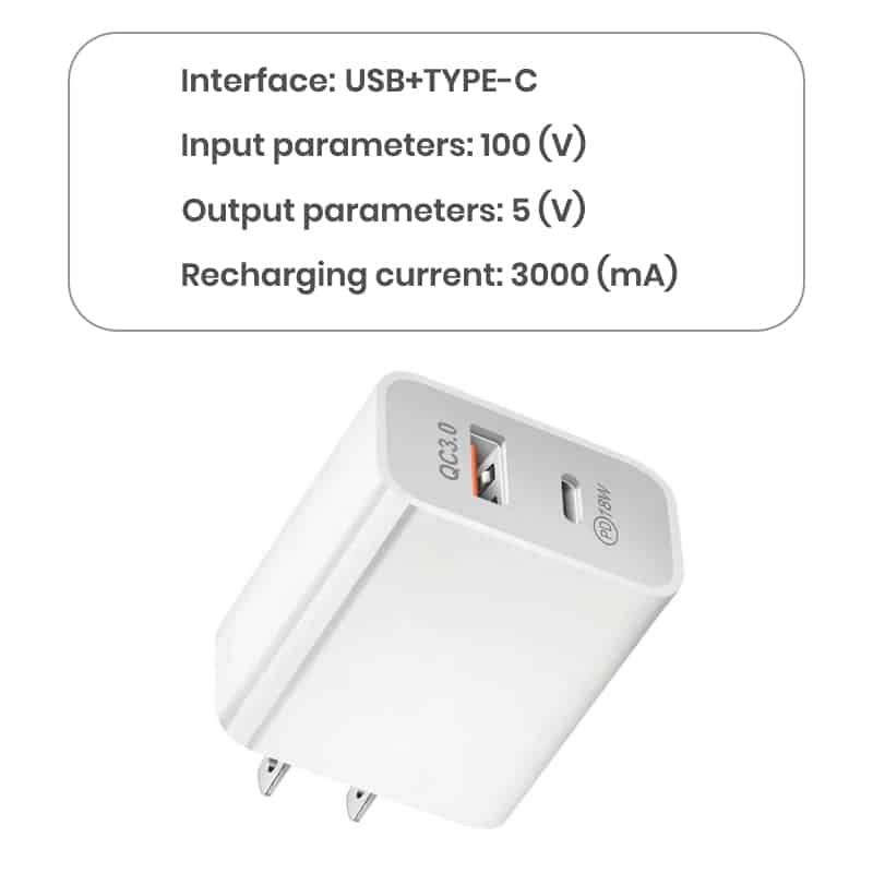 bulk 18W QC3.0 USB-Wall-Charger in wholesale_