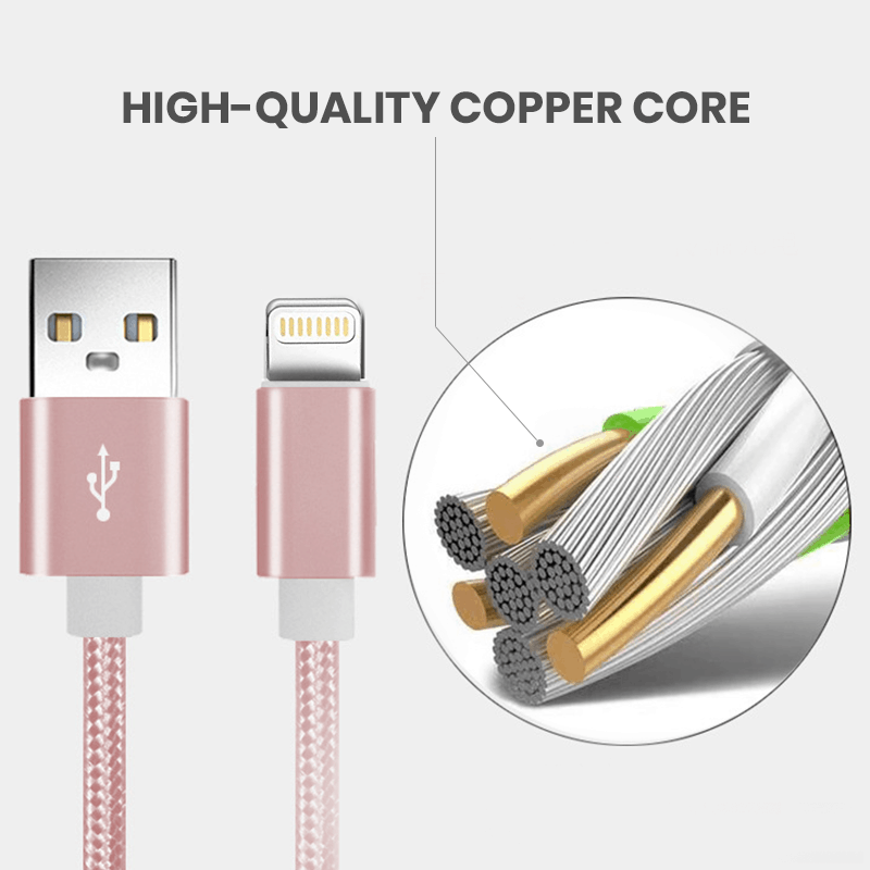 pure Copper core wire used for lightning cables bulk