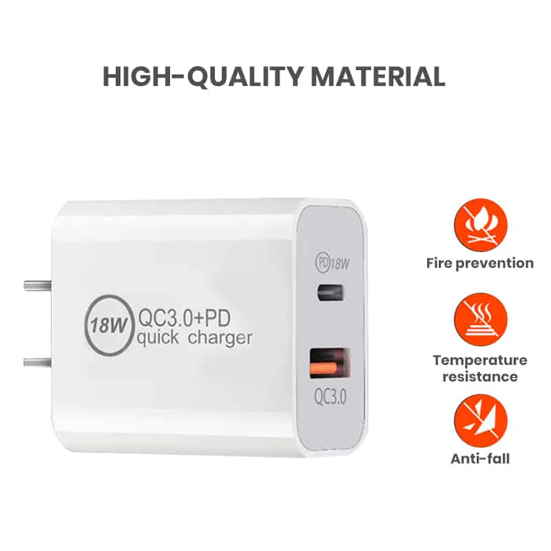 wholesale charging block 18W in bulk_